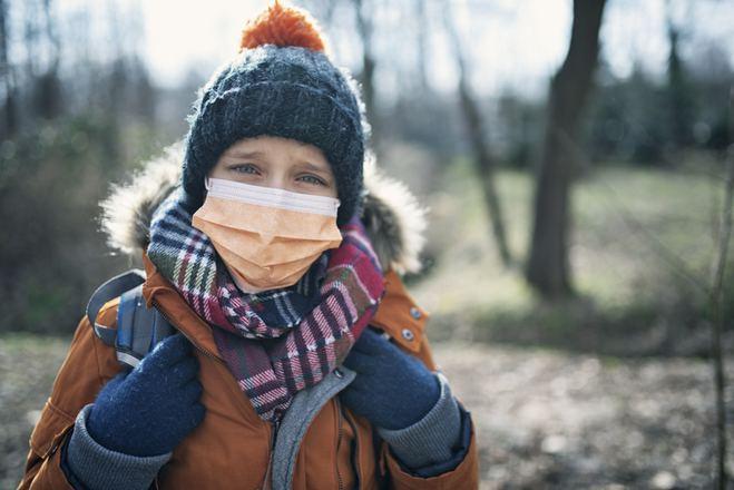 çocukları virüslere karşı bilgilendirme